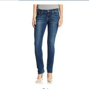 """Lucky Brand """"The Sweet Jean Straight Ankle"""" Size 8"""